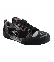 Vostro Men Casual Shoes Aero07 Black VCS0436